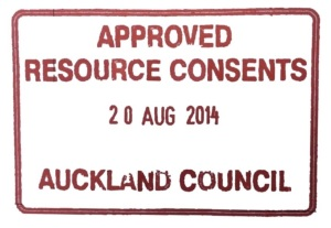Auckland COuncil Approved Consents