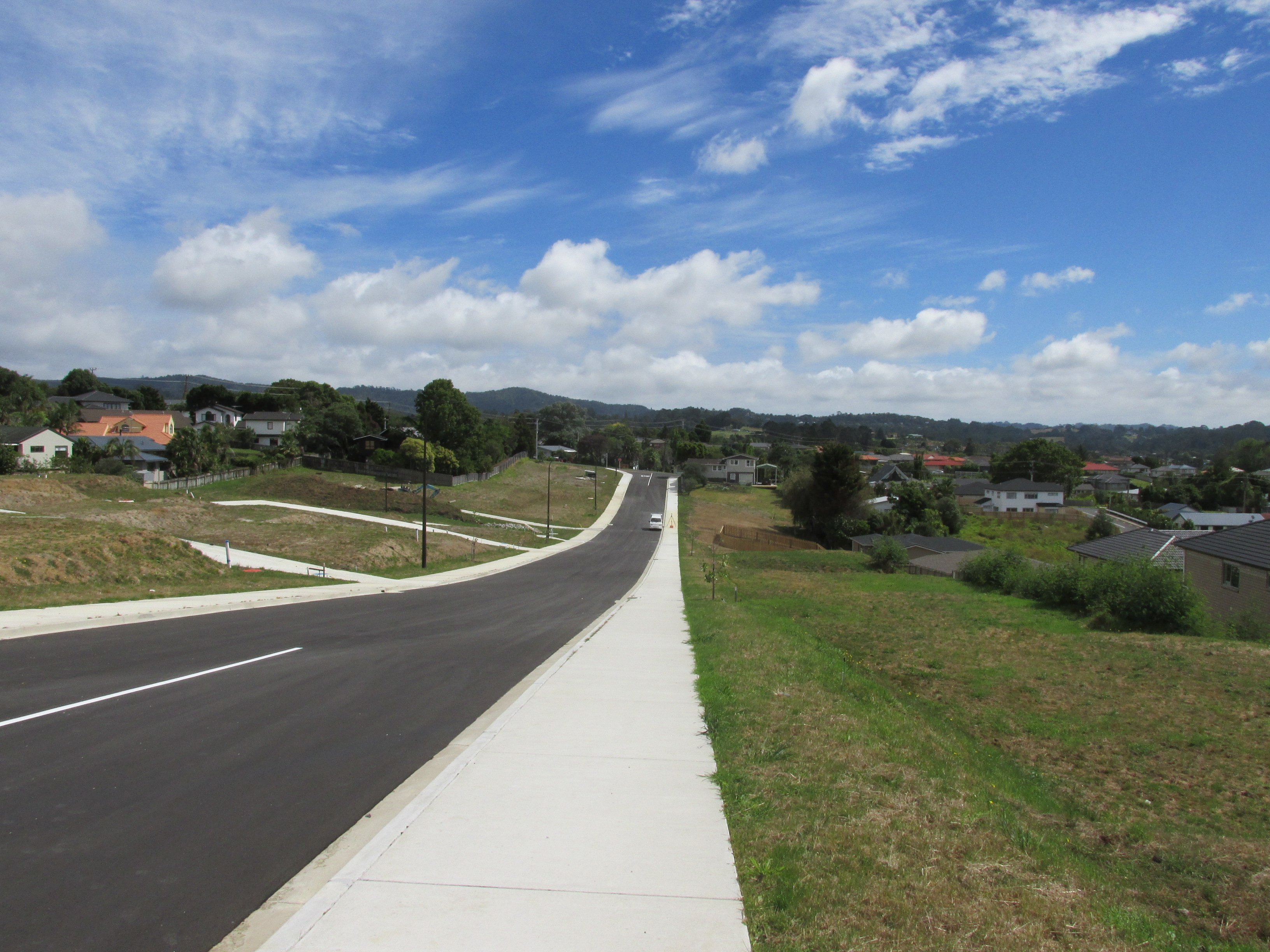 Simpson Road - 32 Lot Subdivision in Auckland
