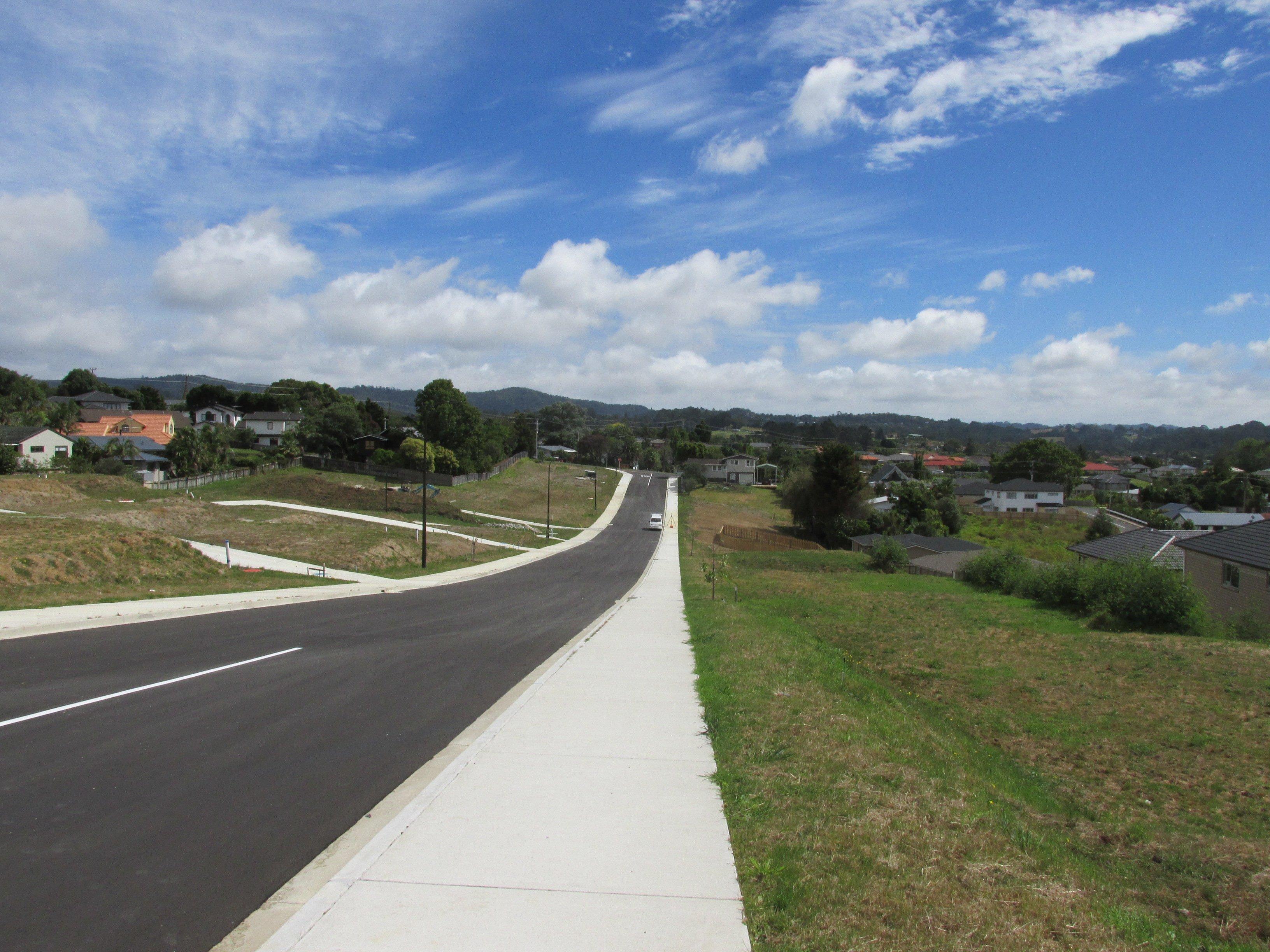 Simpson Road - 32 Lot Subdivision in Auckland