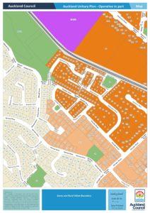 Descriptive image Zones and Rural Urban Boundary