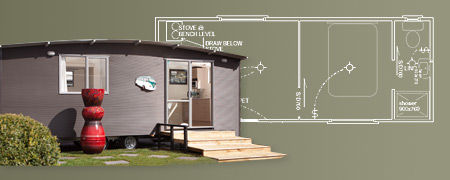 Portable cabin new housing options